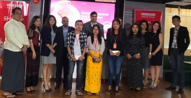 Ooredoo 4G network to cover 300 townships in Myanmar
