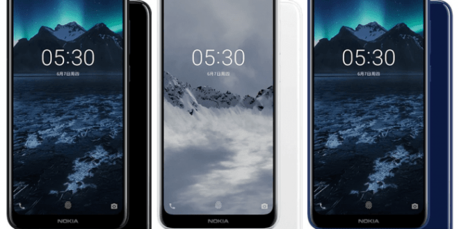 Nokia X5 Has Finally Been Released – Comes With Dual 4G Voice over LTE (VoLTE) and Intelligent AI