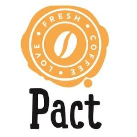 Image result for pact coffee logo