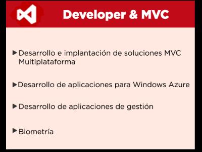 Developer & MVC