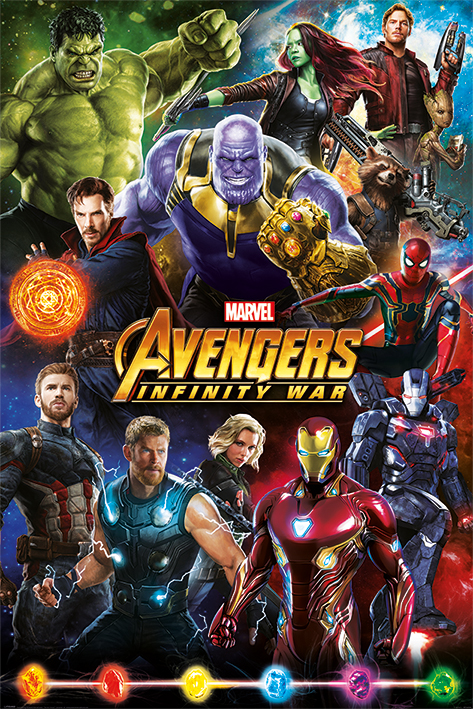details about avengers infinity