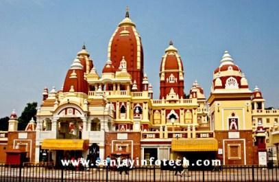 Birla Mandir Lakshminarayan Temple, New Delhi