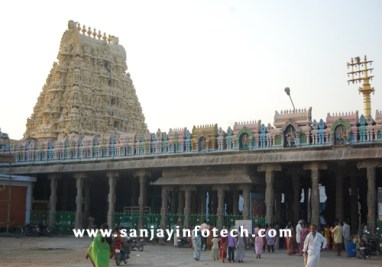 Ekambareswarar Temple, Kanchipuram, Tamil Nadu