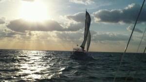 Sailing the Bahamas 2014