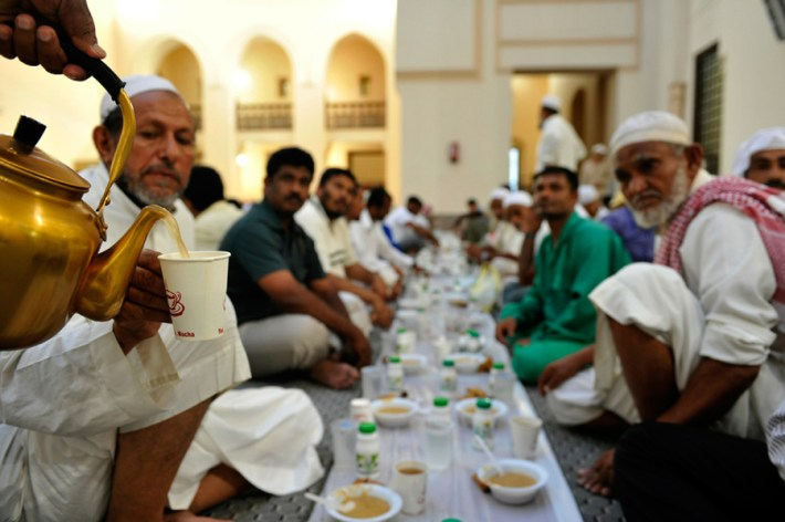 The Muslims of Mahoba launched a first campaign in March.
