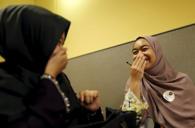 Halal speed dating is now a thing! | Mvslim