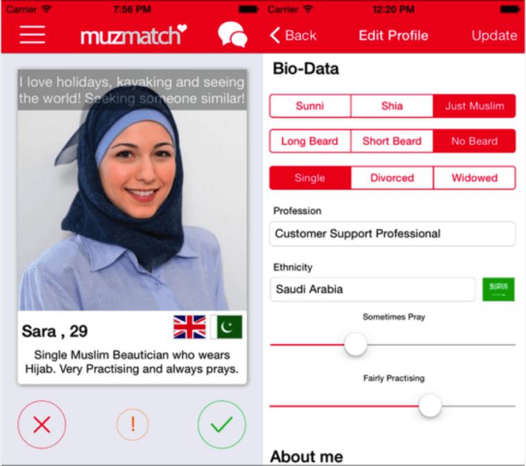 muslim dating app danmark)