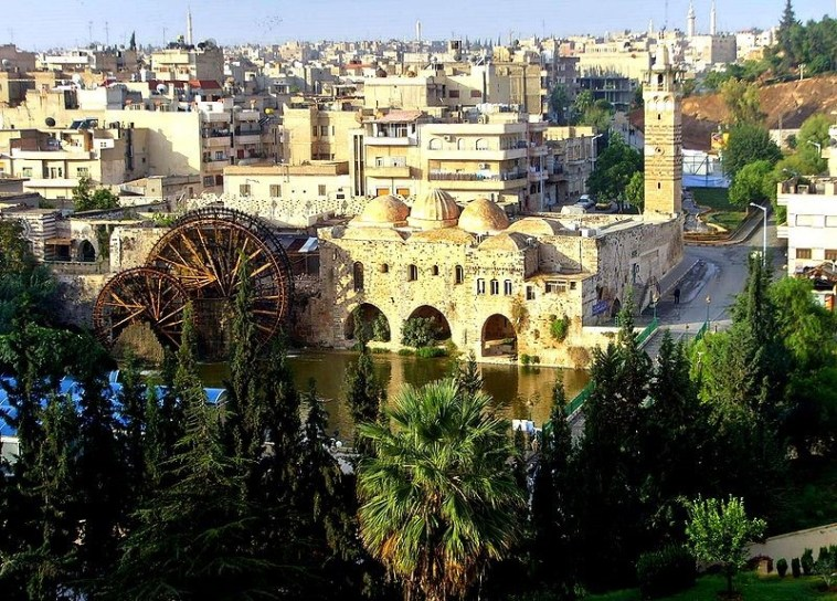 For Famous Travellers, Syria Was Once a Paradise On Earth