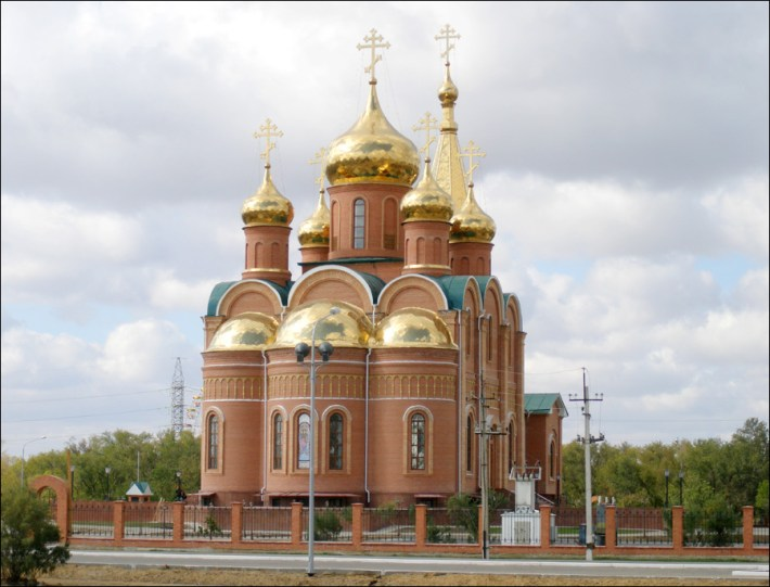 aktobe-kazakhstan-city-church