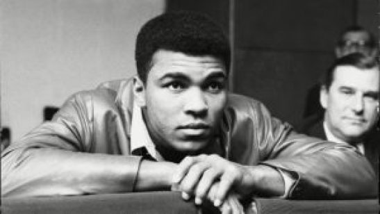 Mandatory Credit: Photo by Evening News/REX/Shutterstock (891673a) Heavy-weight Champion Muhammad Ali (formerly Cassius Clay) Looks Thoughful As He Watches A Private Showing At A Cinema In The West End. The Film Was Of His World Heavy-weight Fight With Sir Henry Cooper. Original Print Filed In Pkt - Clay 1966. Heavy-weight Champion Muhammad Ali (formerly Cassius Clay) Looks Thoughful As He Watches A Private Showing At A Cinema In The West End. The Film Was Of His World Heavy-weight Fight With Henry Cooper. Original Print Filed In Pkt - Clay 1966.