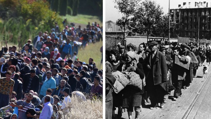 European Refugees in the Middle East During World War 2 - About Islam