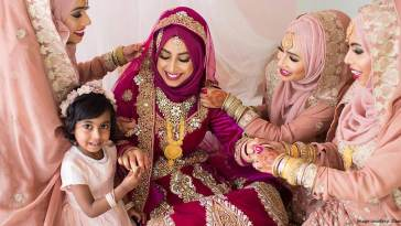 Diversity in Weddings: Here Are 7 Beautiful Muslim Wedding