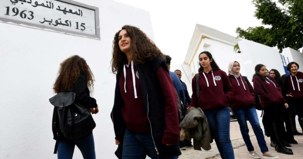 Tunisia Women Dress Code
