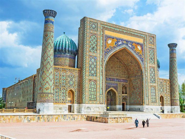 Resultado de imagen de samarkand timurid