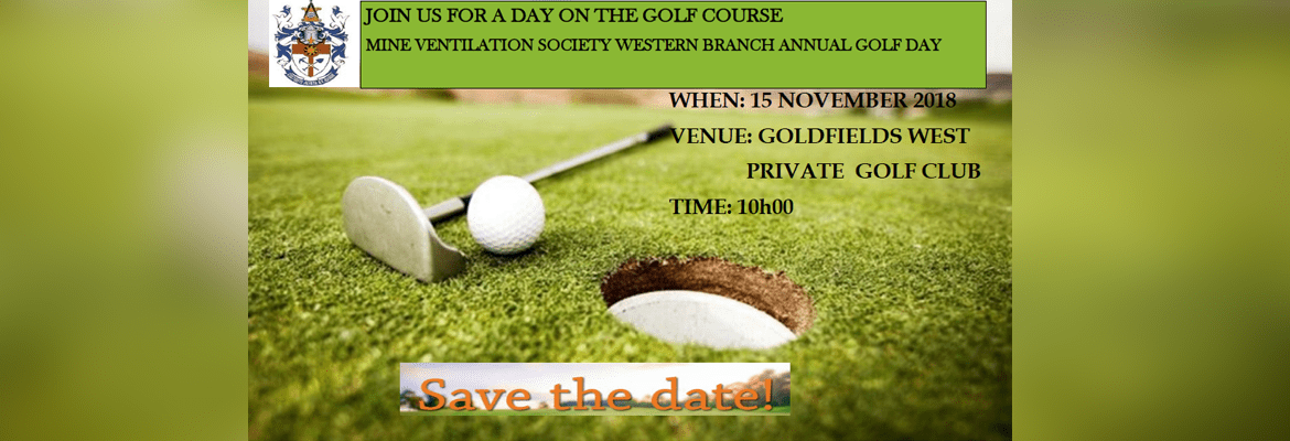 MVS Western Branch Golf Day 15 November 2018