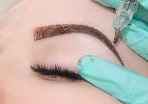 Semi Permanent Makeup Mv Traning