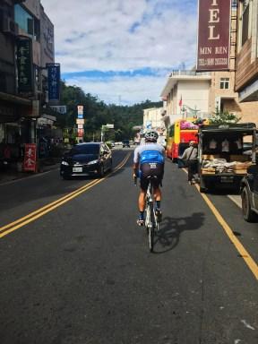 Cruising through Shueishe vilalge