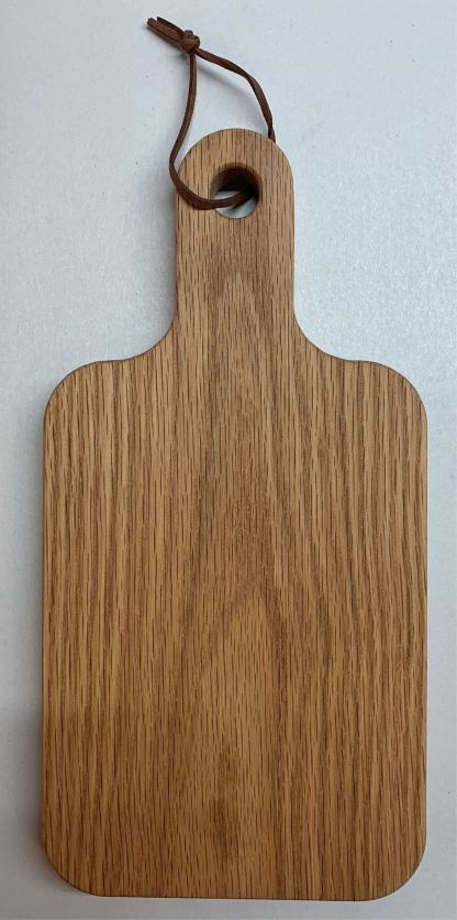 Cutting Board Back