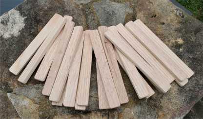 Load of Lumber Fanned