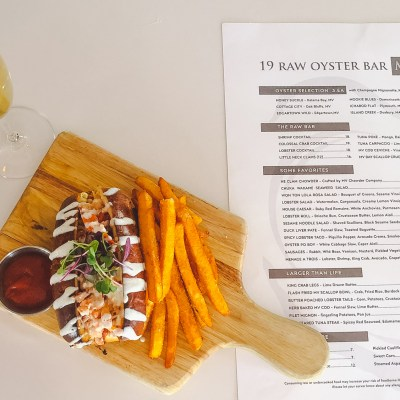 Shucking Awesome! 19Raw Restaurant Review