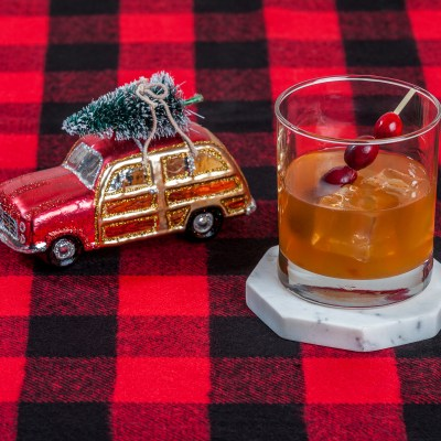 """An """"Old Fashioned"""" Christmas"""