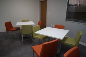 Broussard Group Employee Break Room Design Build