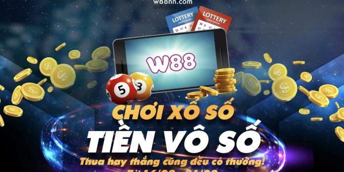 chơi đánh đề onlne - xổ số online tại w88