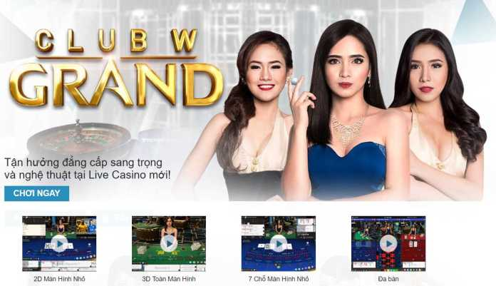 sòng casino club w88 grand
