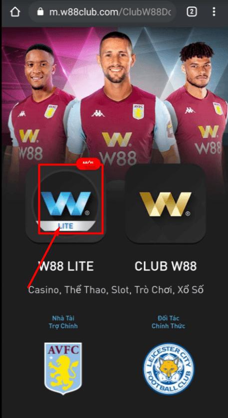 Cách Tải App W88 Mobile - Nhận 50k VND Miễn Phí Chưa Đến 2 Phút