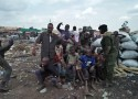 Administration Police, Doris Sabina Wako with street kids