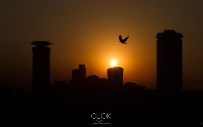 Nairobi Sunrise