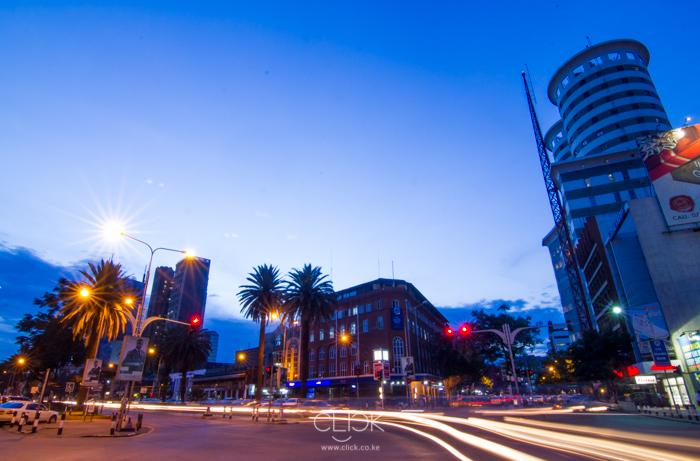 Good Night Nairobi, Pt 1