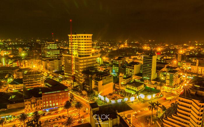 African Screens 48 – Nairobi Nightscape