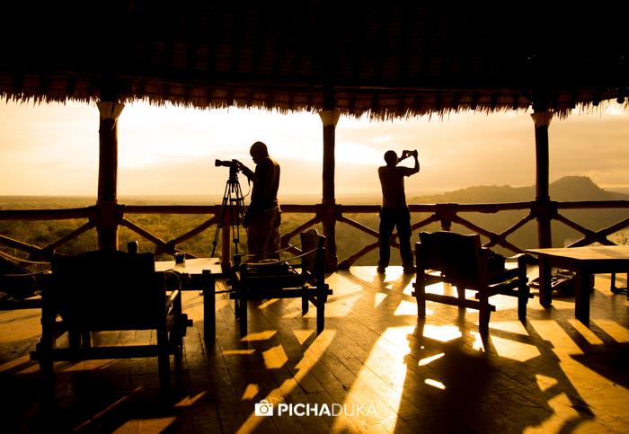 #OnetouchLive Lake Chala