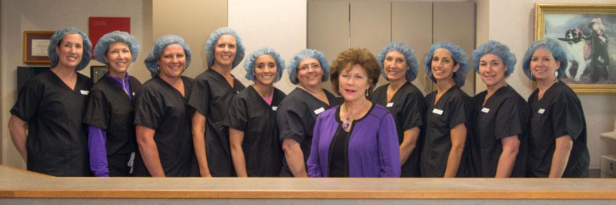MWB Surgery Center Staff