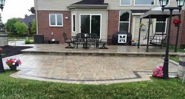 The Best Brick Paver Patio Installation Restoration and Repair Services