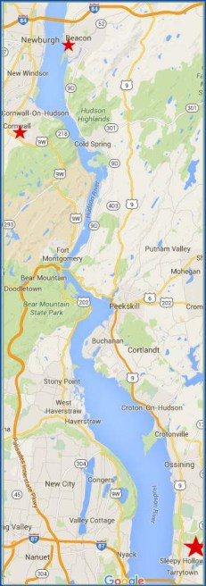 Hudson Highlands Map copy