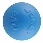 "4.5"" BOUNCE-N-PLAY JOLLY BALL BLUEBERRY"