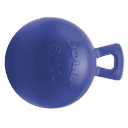 "10"" HORSE JOLLY BALL (BLUE, PURPLE, RED)"