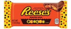 REESE'S PEANUT BUTTER CUP W/ REESE'S PIECES 1.5 OZ