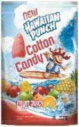 HAWAIIAN PUNCH COTTON CANDY PDQ TRAY