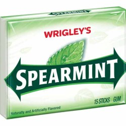 GUM EXTRA SPEARMINT 15 PIECE