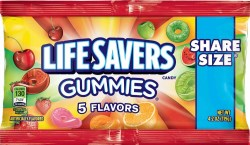LIFE SAVERS GUMMIES 5 FLAVOR 4.2 OZ