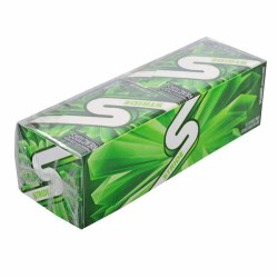 STRIDE SUGAR FREE SPEARMINT GUM 14 PC