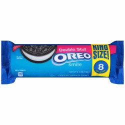 OREO DOUBLE STUFF KING SIZE 4.1 OZ