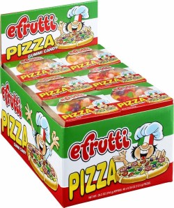 GUMMY PIZZA INDIVIDUALLY WRAPPED