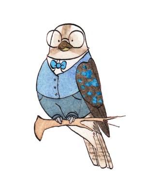 Nerd Bird 1