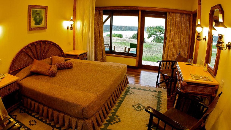 Suites Mweya Safari Lodge