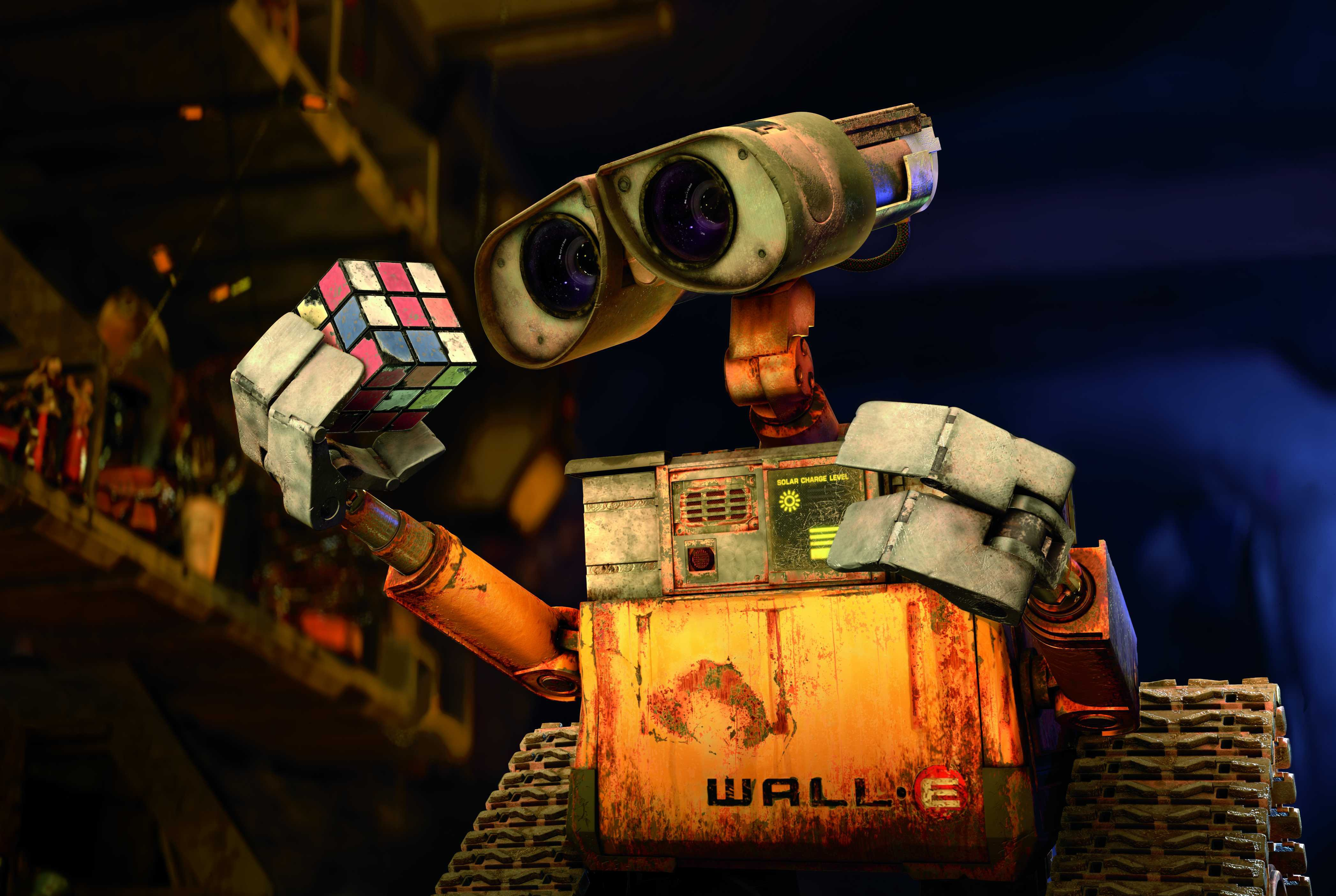 Review Wall E 2008 And Pixar Meaghan Walsh Gerard
