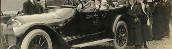 FOUND PHOTO: Car Rally – 1915